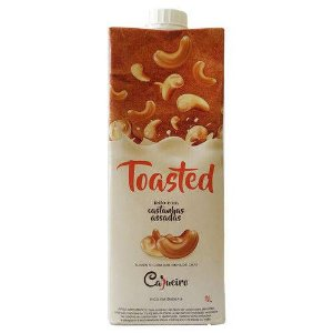 Bebida de Castanha de Caju Toasted 1l - Cajueiro