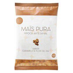 Pipoca Mais Pura Caramelo Flor de Sal 150g