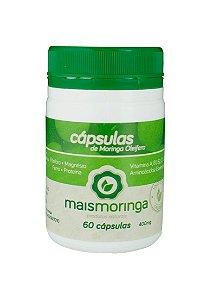 Moringa Oleifera em Cápsulas 60 Capsulas 400mg