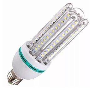 Lampada LED 4U (milho) de 30w E27 Branco Frio