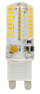 Lâmpada LED Halopin G9 3w Branco Frio