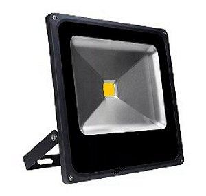 Refletor Holofote LED 20w Branco Quente