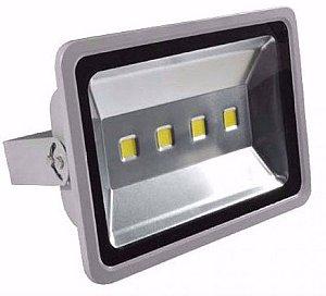 Refletor Holofote LED 200w Branco Frio