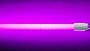 Lampada LED Tubular T8 18w - 1,20m - Rosa