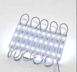 Modulo String Led SMD Kit com 20 Barras com 03 LEDS - 12v - Branco frio 6000K - A Prova D´agua