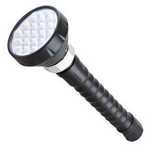 Lanterna Recarregável  DP-1959-A   19 LEDS