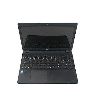 Notebook usado com garantia Acer 4GB 500HD Win 10