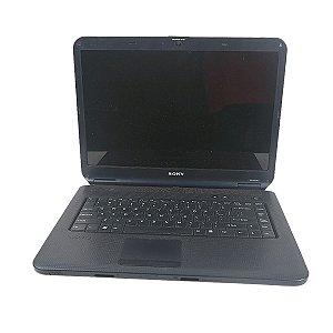 Notebook bom e barato i3 Sony Vaio 4gb Win10 HD 320gb