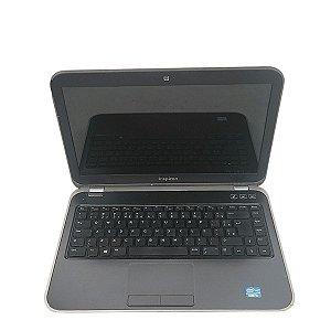 Notebook bom e barato Dell Inspiron Core i5