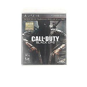 Jogo Call of Duty Black Ops para PS3