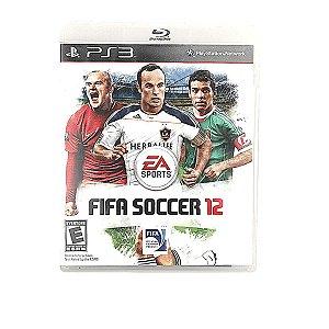 Jogo Fifa Soccer 12 para PS3