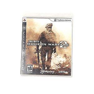 Jogo Call of Duty Modern Warfare 2 para PS3