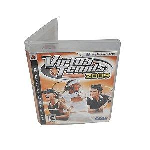 Jogo Ps3 Virtua Tennis 2009