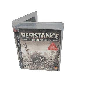 Jogo Ps3 Resistance: Fall of Man (Japonês)