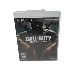 Jogo Ps3 Call Of Duty: Black Ops