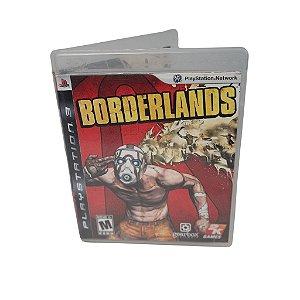 Jogo Ps3 Borderlands