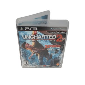 Jogo Ps3 Uncharted 2: Among Thieves