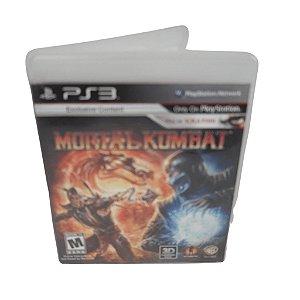 Jogo Ps3 Mortal Kombat