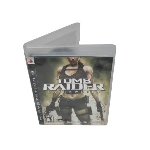 Jogo Ps3 Tomb Raider: Underworld