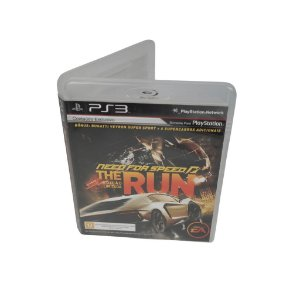 Jogo Ps3 Need for Speed The Run