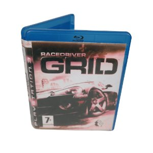 Jogo Ps3 RaceDriver: Grid