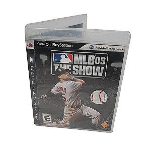 Jogo Ps3 MLB 09 The Show