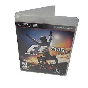 Jogo Ps3 F1 2010
