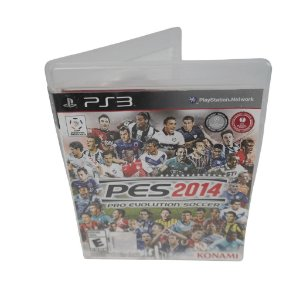 Jogo Ps3 Pro Evolution Soccer 2014 (PES 14)