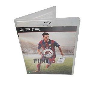 Jogo Ps3 FIFA 15