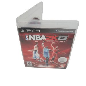 Jogo Ps3 NBA 2K13