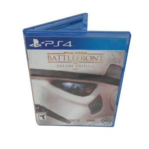 Jogo Ps4 Star Wars: Battlefront( Deluxe Edition )