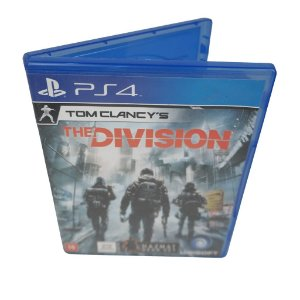 Jogo Ps4 Tom Clancy's: The Division