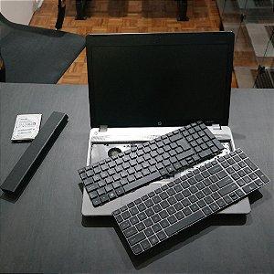 Troca de Teclado Notebook HP ProBook 4530s