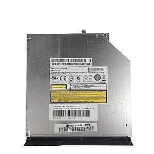 Leitor e Gravador de CD e DVD Notebook Samsung NP500P4C-AD2BR