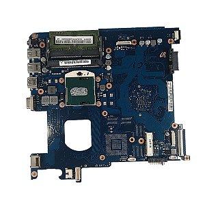 Placa mãe Notebook Samsung NP500P4C-AD2BR com processador i7