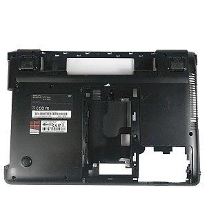 Carcaça de Baixo Notebook Samsung NP500P4C-AD2BR