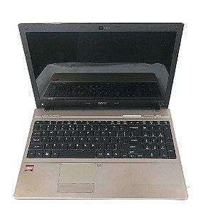 Notebook Barato Acer Aspire 5538 4gb 320gb Win 7 Wifi