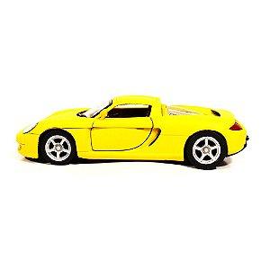 Carrinho miniatura Porsche Cayenne GT KT 5081 Scale 1/36