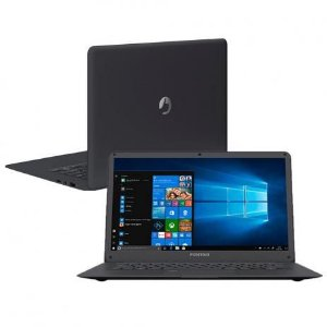 Notebook Positivo Motion Plus Q432A  QuadCore 32GB 4Gb Ouro