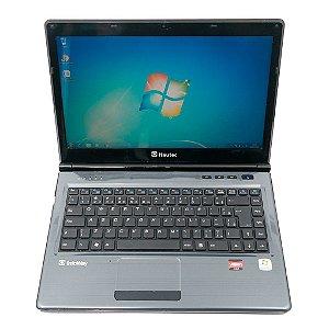 Notebook Itautec Amd C-50 1.00 Ghz Hd160Gb 2Gb promoção