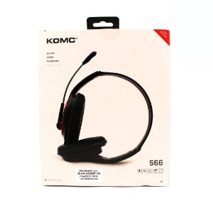 Headset KOMC S66 - Game/ Pc/ Notebook/ Stereo