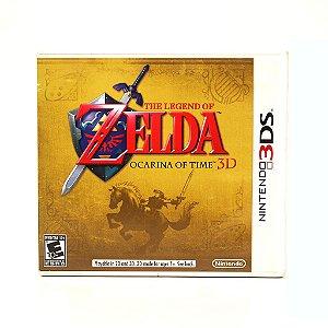 Jogo Nintendo 3DS The Legend Of Zelda (Seminovo)
