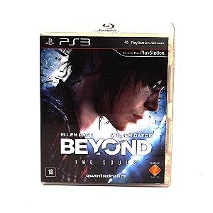 Jogo PS3 Beyond Two Souls (Seminovo)