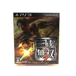 Jogo PS3 Shin Sangoku Musou 7 (Seminovo)