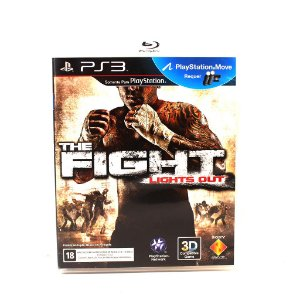 Jogo PS3 The Fight Lights Out (Seminovo)