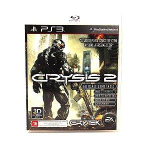 Jogo PS3 Crysis 2 (Seminovo)