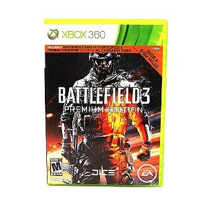Jogo Xbox 360 Battlefield 3 Premium Edition (Seminovo)