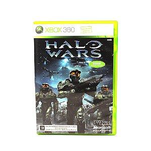 Jogo Xbox 360 Halo Wars (Seminovo)