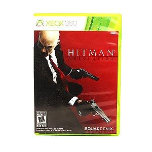Jogo Xbox 360 Hitman Absolution (Seminovo)
