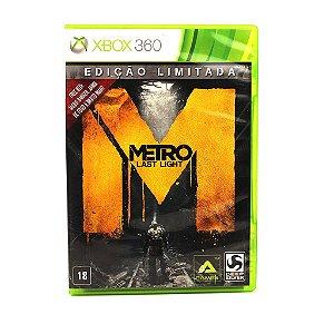 Jogo Xbox 360 Metro Last Light (Seminovo)
